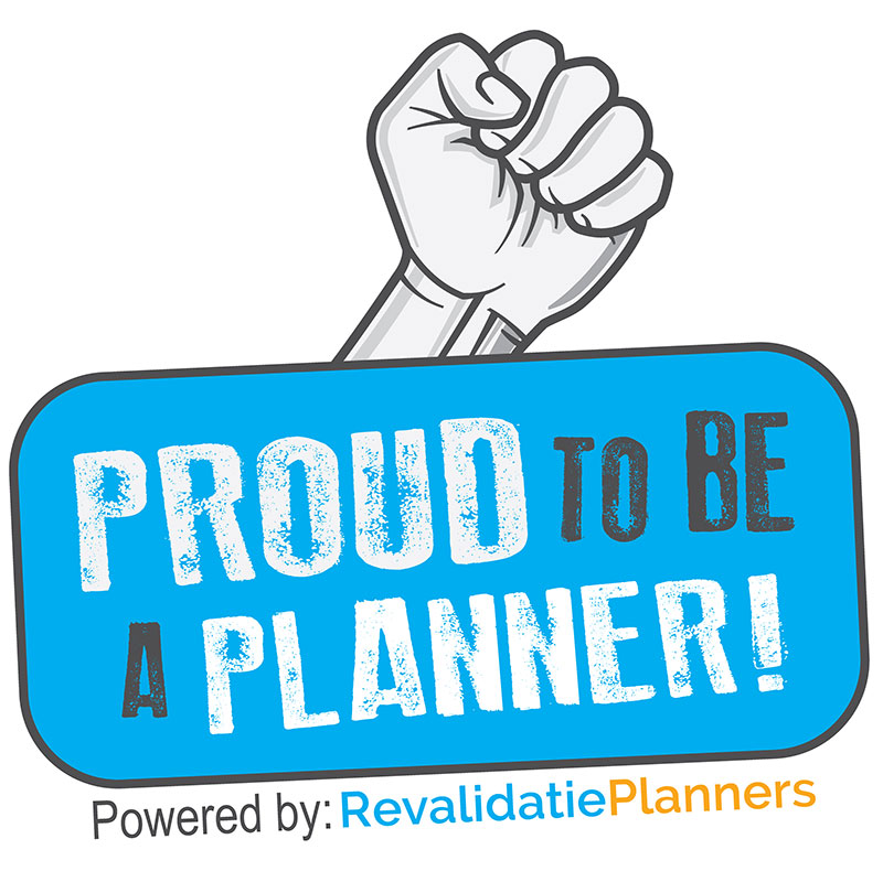 Proud to be a Planner